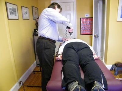 Chiropractic Adjusting Using the a High Speed Instrument