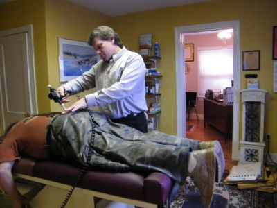 Arthrostim Spinal Adjustment