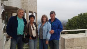 Enjoying time in California with friends, Sucessful Nuskin Homebased Business People