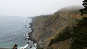Big Sur, California one the most awe inspiring coastlines in the world