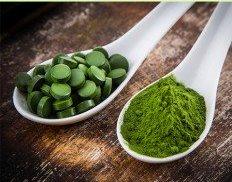 chlorella supplements